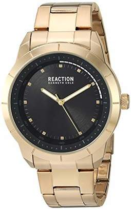 Kenneth Cole Reaction Men's 'Sport' Quartz Metal and Alloy Watch
