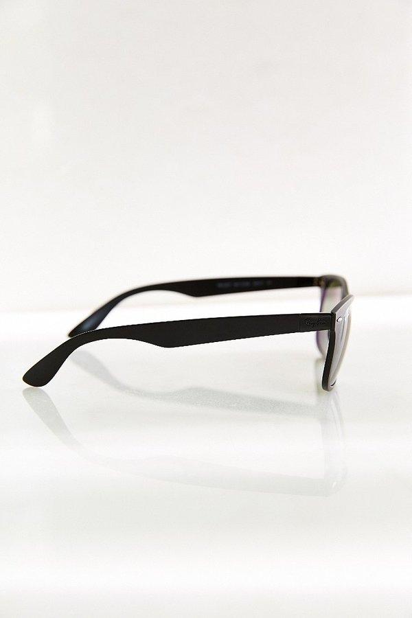 Ray-Ban Black Liteforce Wayfarer Sunglasses