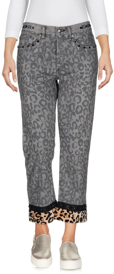 Marc By Marc Jacobs MARC BY MARC JACOBS Denim capris
