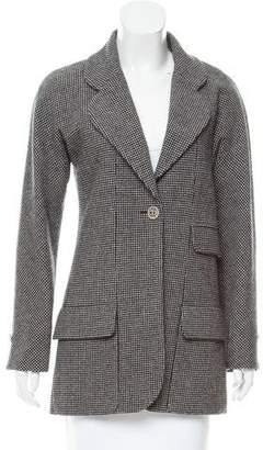 Chanel Wool Tweed Jacket