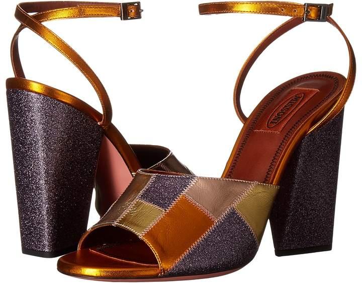 Missoni Patchwork Glitter Sandal