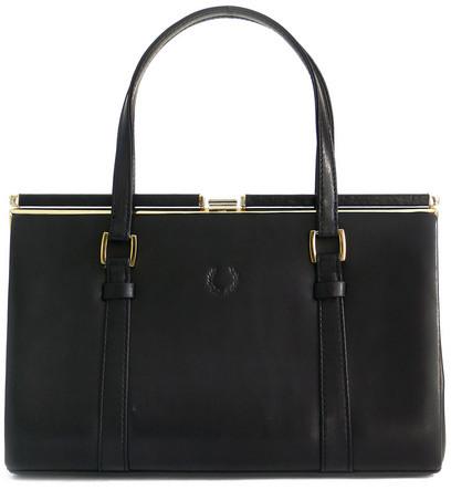 Fred Perry Laurel L903 Black Bag