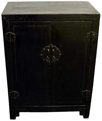 One Kings Lane Vintage Antique Chinese Side Cabinet