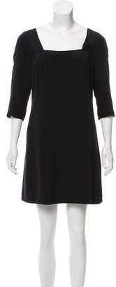 Trina Turk Silk Mini Dress w/ Tags