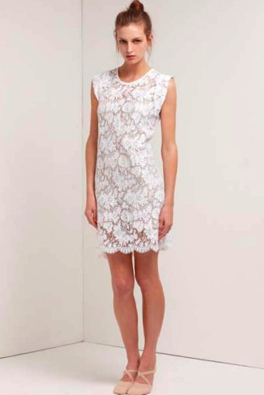 Lover Coppelia Lace Dress