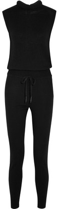 DKNY - Knitted Jumpsuit - Black $400 thestylecure.com