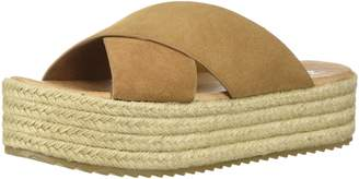 Coolway Women's Emma Espadrille Wedge Sandal