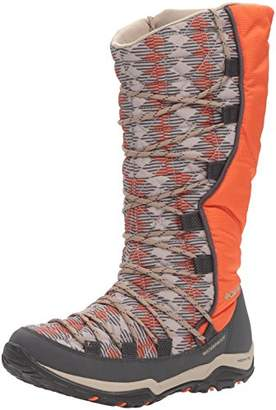 Columbia Women's Loveland Omni-Heat Print Snow Boot $83.71 thestylecure.com
