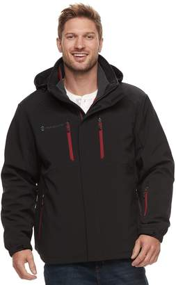 Free Country Men's Softshell 3-in-1 Systems Jacket