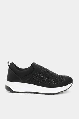 89f9292b8268f8 Rhinestone Sneaker - ShopStyle
