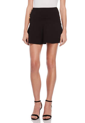 Juicy Couture Side Button Skater Skirt
