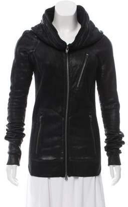 LGB Coated-Cotton Casual Jacket