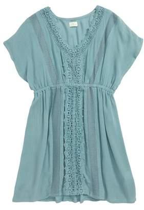 O'Neill Kayla Crochet Cover-Up Dress