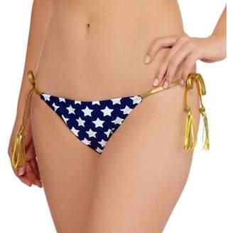 DC Swim Wonder Woman String Bikini Swimsuit Bottom