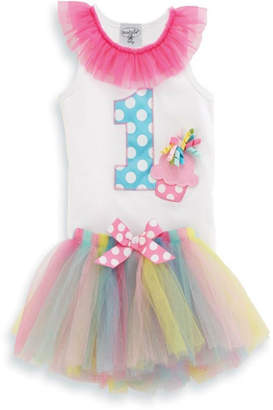 Mud Pie 1st Birthday Tutu