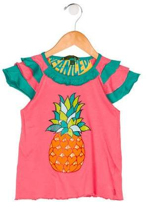 Oilily Girls' Printed Top