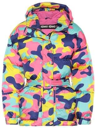 Ienki Ienki Michlin printed puffer jacket