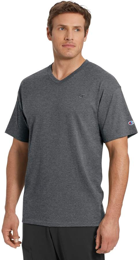 Men's Champion Classic V-Neck Tee