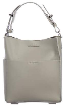 AllSaints Maya Mini North South Tote