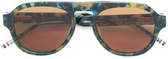 Thom Browne Round-frame Glasses