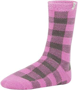 UGG Vanna Check Fleece Lined Sock - Women's
