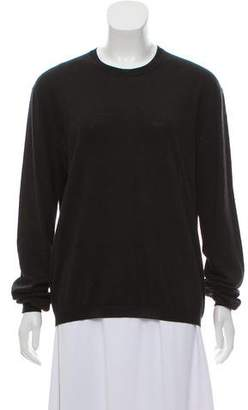 Calvin Klein Collection Crew Neck Sweater