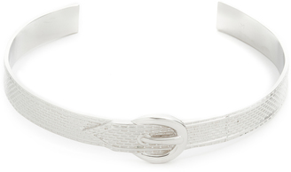 Vanessa Mooney The Queens Buckle Choker Necklace $145 thestylecure.com