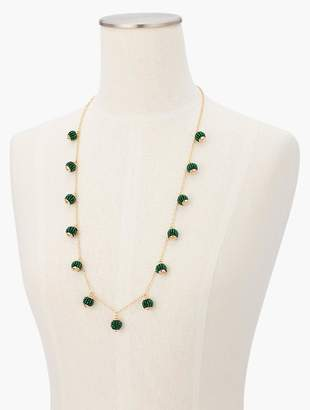 Talbots Disco Ball Lights Layering Necklace