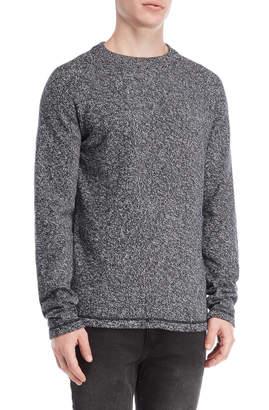 Cheap Monday White & Black Fab Knit Sweater