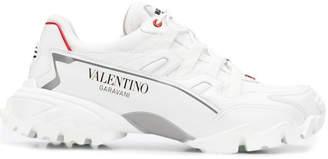 Valentino Logo Sneakers
