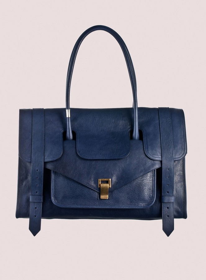 Proenza Schouler PS1 Keep All Large Leather