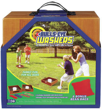 DAY Birger et Mikkelsen POOF-Slinky Bulls-Eye Washers and Bean Bag Toss Game