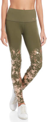 Puma Premium Foil Athletic Tights
