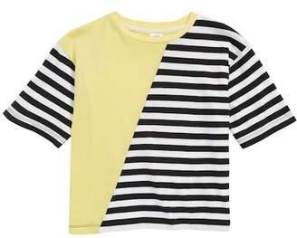 Stem Stripe & Slash T-Shirt (Toddler Boys, Little Boys & Big Boys)