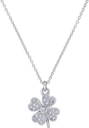 Ted Baker Heyam - Hidden Heart Clover Pendant Necklace
