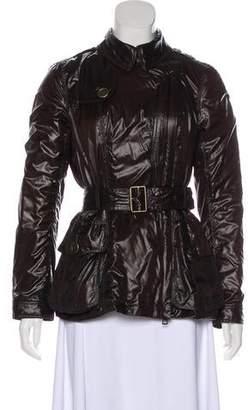 Burberry Insulated Zip Jacket