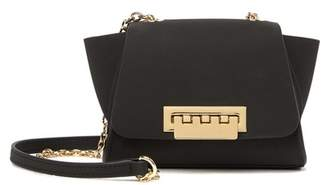 Zac Posen Eartha Mini Chain Nubuck Leather Crossbody Bag