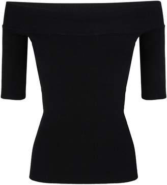 AllSaints Alyssa Off-The-Shoulder Sweater