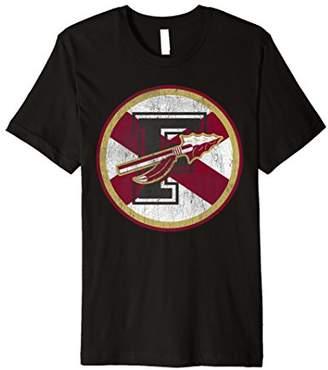 FL Florida State Flag Logo The Sunshine State T-shirt