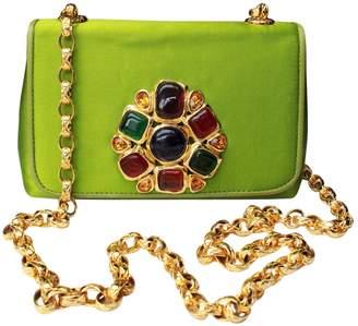 Chanel Silk handbag