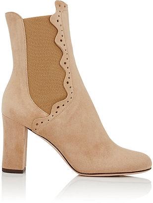 Derek Lam Women's Noor Chelsea Boots-TAN $950 thestylecure.com