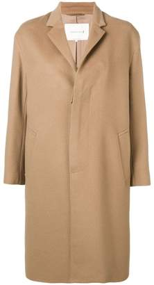 MACKINTOSH 0001 oversized single breasted coat