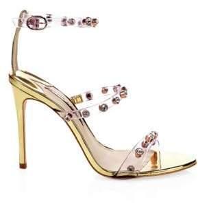 Sophia Webster Rosalind Gem High-Heel Sandals