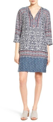 Women's Tommy Bahama Kamari Damask Tunic Dress $168 thestylecure.com