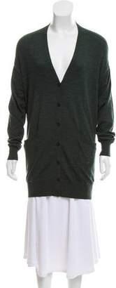 Alexander Wang Cutout Wool Cardigan