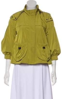Burberry Lightweight Windbreaker Jacket