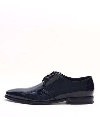 Dolce & Gabbana Derby Shoe Black Patent