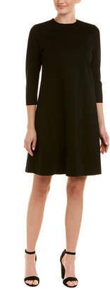 Three Dots Ponte Shift Dress