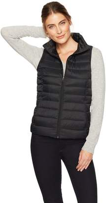 Amazon Essentials Women's Water-Resistant Packable Down Vest Outerwear