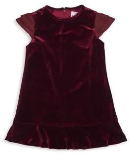 Florence Eiseman Toddler's& Little Girl's Velvet Dress